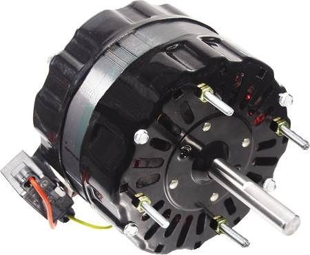 Replacement for Greenheck Motor
