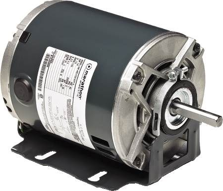 Single-Phase, Fan & Blower Motor