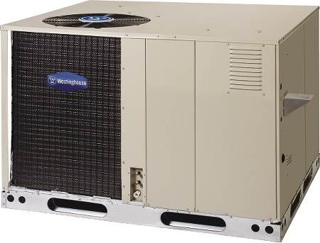 Single Packaged Gas/Electric Air Conditioner 13 SEER, Single-Phase, 4 Ton, R410A