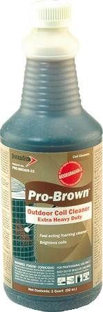 Pro-Brown™ Coil Cleaner