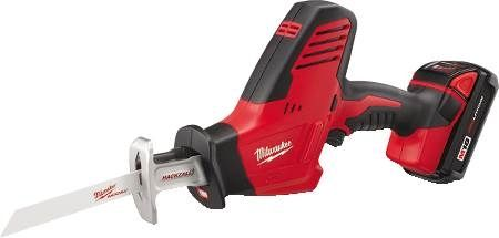HACKZALL® M18™ Lithium-Ion Cordless Recip Saw Kit