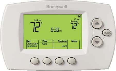Wi-Fi FocusPRO® 6000 Thermostat