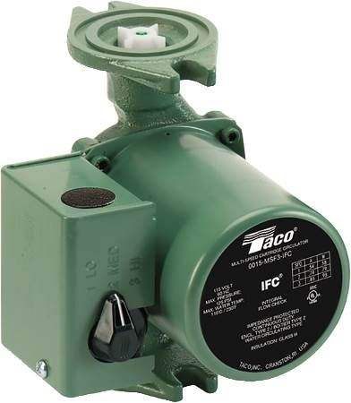 3-Speed Cartridge Circulator - Standard Flange
