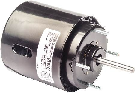 Totally Enclosed Self-Cooled Motor