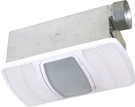 Ceramic Heater Exhaust Fan