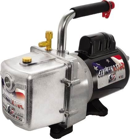 6 CFM Eliminator Vacuum Pump
