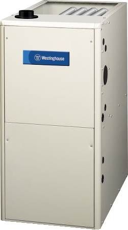 95% AFUE Upflow/Horizontal Single-Stage Gas Furnace Westinghouse KG7SD Series Gas Furnace