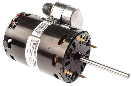 Draft Booster Motor