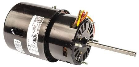Self Cooled Motor