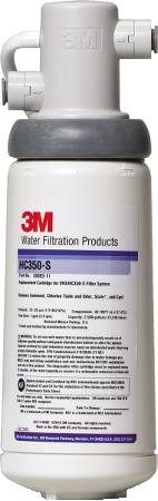 Quick Change Water Filter System by 3M™ Water Filtration Products