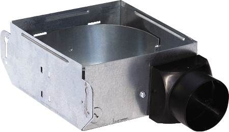 Advantage Series Exhaust Fan Contractor Pack Housing
