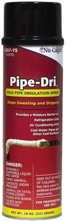 Pipe-Dri® Aerosol Insulation