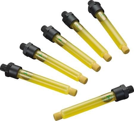 Fluorescent Leak Detection Injector