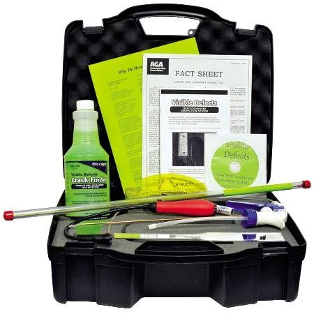 Visible Defects Kit