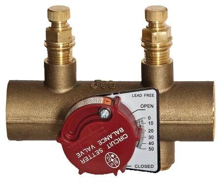 Circuit Setter Calibrated Balance Valves