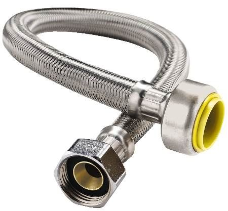 Pro-Connect Push™ Flexible Water Heater Connector