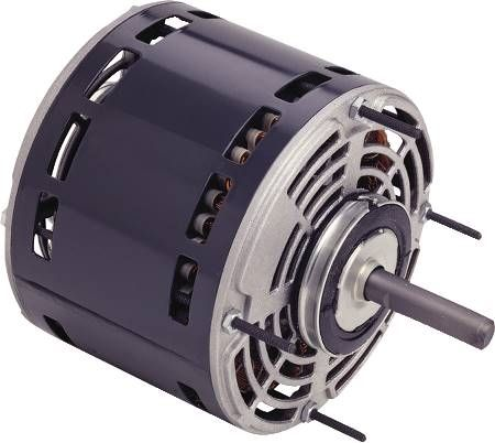 Consolidator Direct Drive Motor