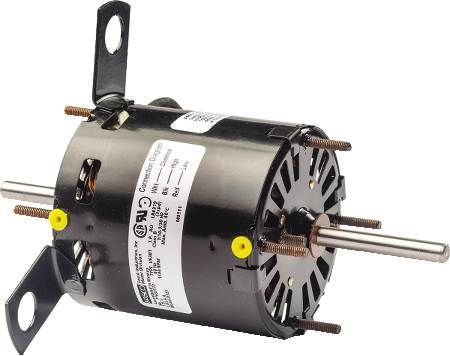 2-Speed Window Air Conditioner Motor Shaded Pole