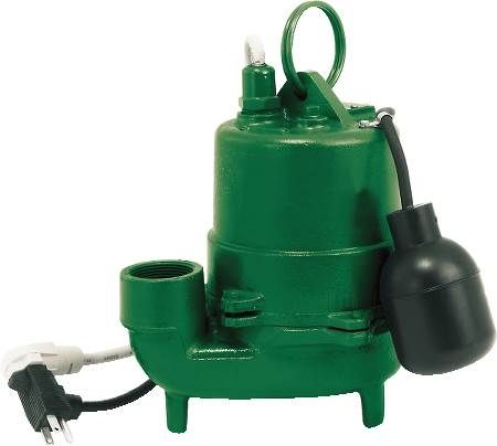High Temperature Effluent Pump