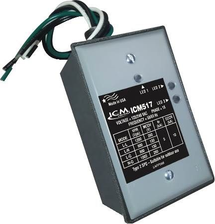 Single-Phase Surge Protector