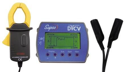 Dataview Current and Voltage Data Logger