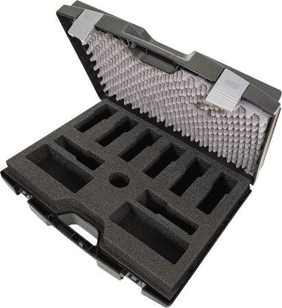 ZOOMLOCK™ 8 Piece Jaw Case
