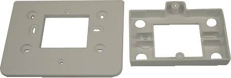 HARD SURF MOUNTING PLATE