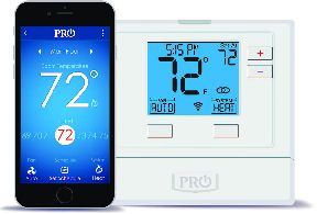 Single Stage Wi-Fi Thermostat
