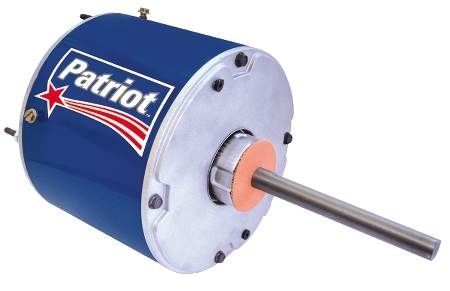 Patriot™ Condenser Fan Motor 6 Pole