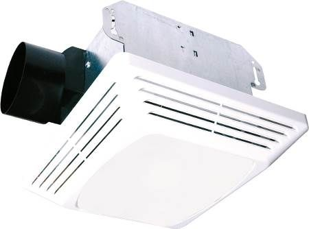 Advantage Series Exhaust Fan Contractor Pack Motor/Blade/Grill for ASLC50