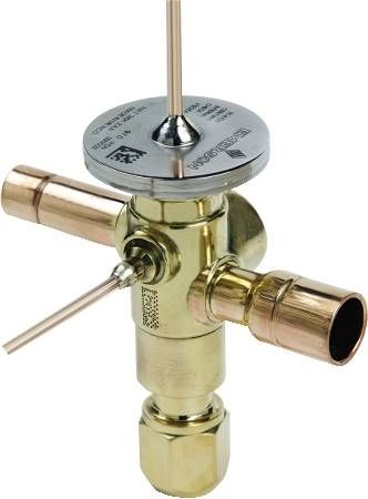 NXT-Series R410A Expansion Valves
