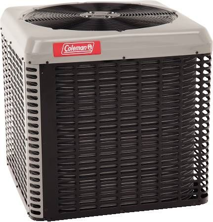 Air Conditioning Condensing Unit LX Series, 17 SEER, Single-Phase, 1-1/2 Ton, R410A
