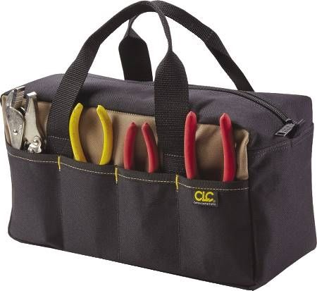 19-Pocket Tool Bag