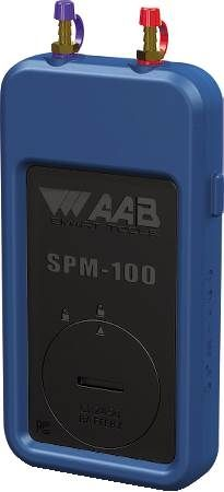 Wireless Dual Input Manometer