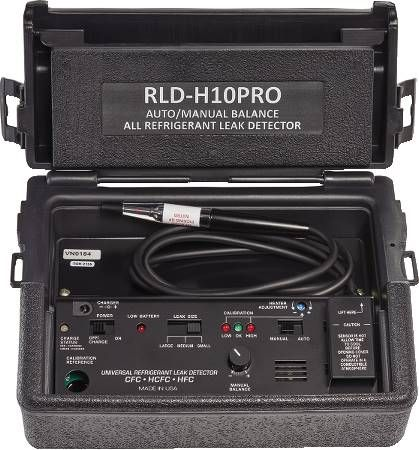 Heated Diode Refrigerant Leak Detector