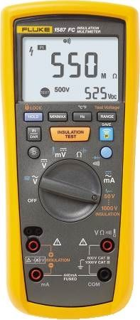 Fluke Connect Wireless Insulation Multimeter