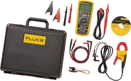 Fluke Connect Wireless Insulation Multimeter Kit with i400 Clamp