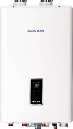 Combi Boiler Condensing High Efficient Tankless Water Heater
