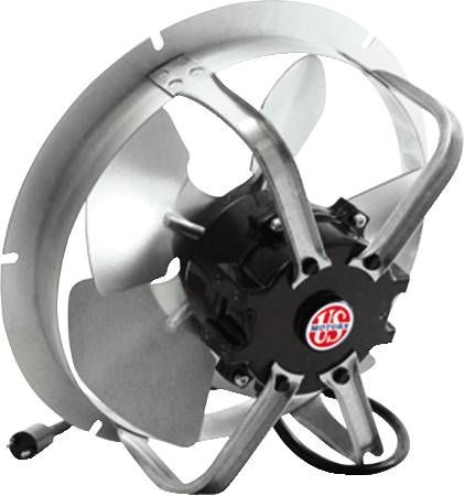 RESCUE® 58mm ECM Fan Assembly