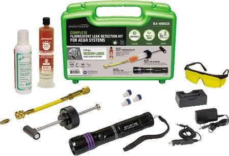 Opti-Lux Leak Detection Kit for Medium/Large Systems