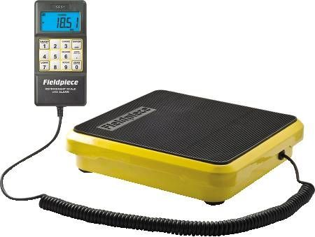 Electronic Refrigerant Scale with Alarm