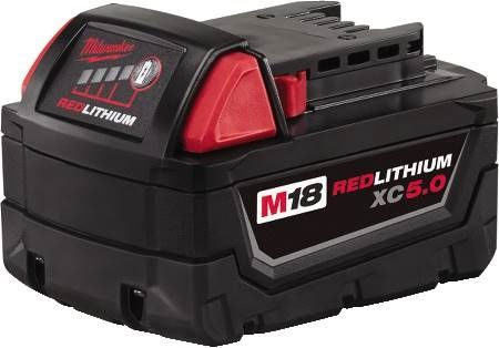 M18 REDLITHIUM™ 5.0 Battery Pack