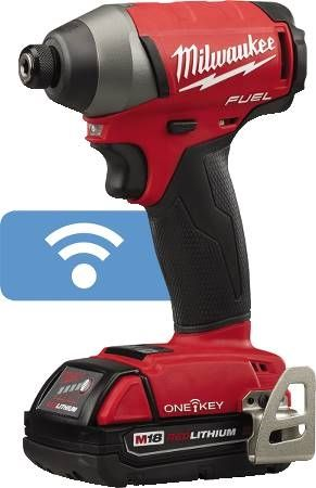 "M18™ FUEL™ Lithium-Ion 1/4"" Hex Cordless Impact Driver Kit with ONE-KEY™"