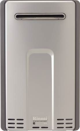 Tankless Water Heater Luxury Series
