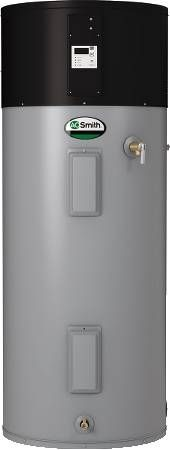 Residential Hybrid Electric Water Heater Voltex® Hybrid Electric Heat Pump
