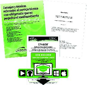 EPA Section 608 Study Course Qwik608™ - SPANISH