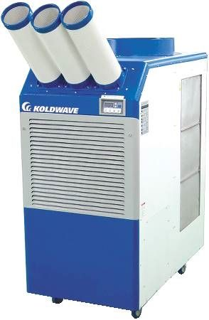 Portable Air Conditioner Air Cooled, R410A
