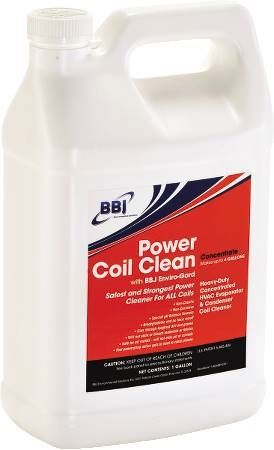 BBJ Power Coil Clean™ with Enviro-Gard