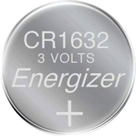 1632 Lithium Button Cell Battery