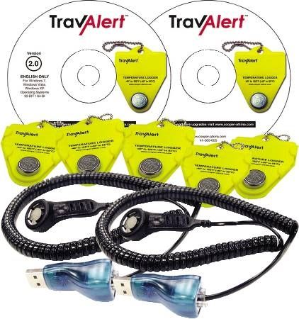 TravAlert™ Data Logger Kit